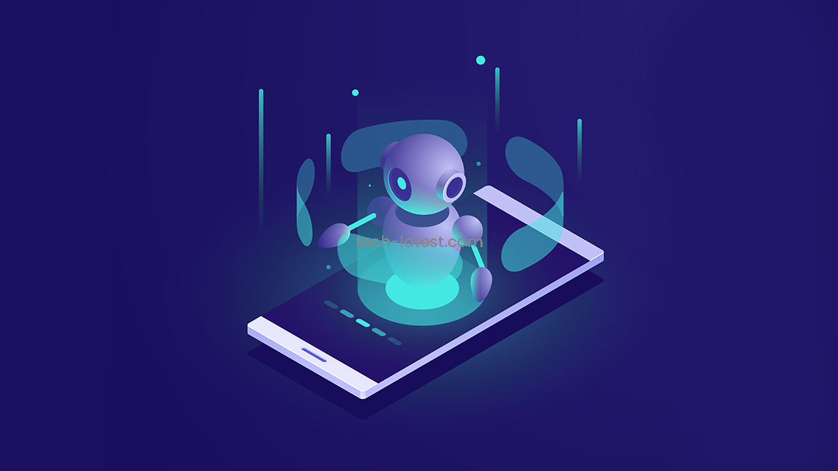Android Apps Illustration