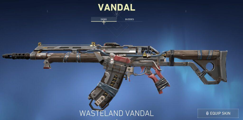 Best Vandal Skins in VALORANT