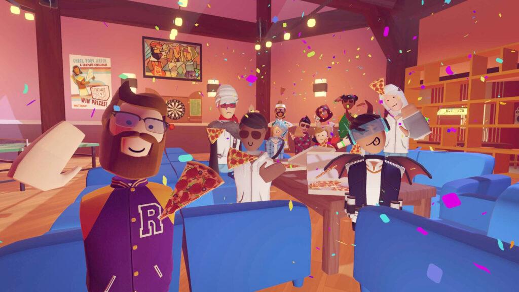 Rec Room - Free VR Games
