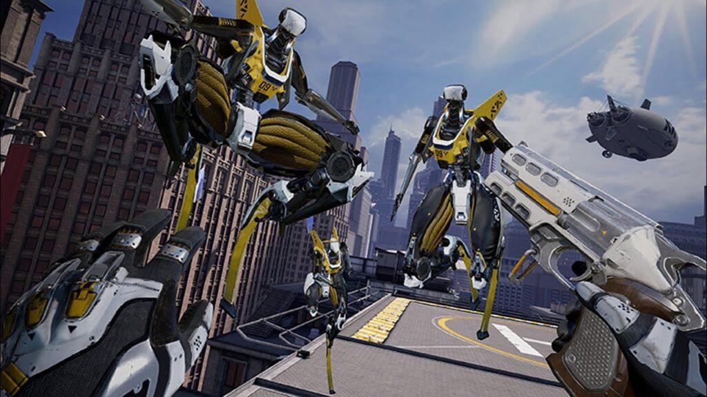 Robo Recall (Oculus Rift) - Free VR Games