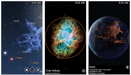 Star Chart - Free VR Games