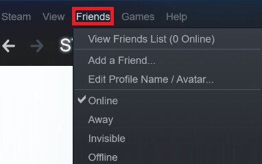 How To Appear Offline In Steam