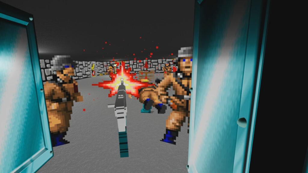 Wolfenstein 3D VR - Free VR Games